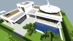 modern house 05 Minecraft Map & Project