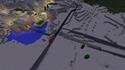 Szi-pa-ha traincraft map by witttpeti022 Minecraft Map & Project