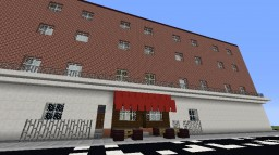221B Baker St Minecraft Map & Project
