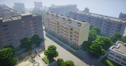 Ensko - Eastern Europe Minecraft city Minecraft