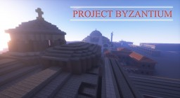Project Byzantium - Constantinople, 1180 A.D Minecraft Map & Project