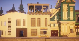 townhouse modern Minecraft Map & Project