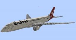 F'n'A Gaming Boeing 787-9 Qantas Minecraft