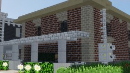 Westwood Ghetto Duplex #2 | Greenfield Minecraft Map & Project