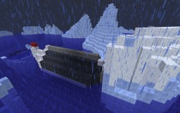 Command block modded Polar Survival WIP Minecraft Map & Project