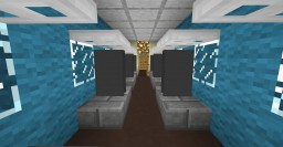 Trains Minecraft Map & Project
