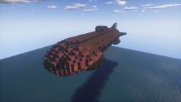 Onslaught pirate battleship Minecraft Map & Project
