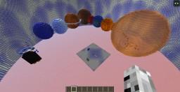 Solar system module Parkour! Minecraft Map & Project