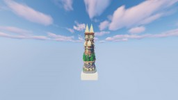 Fantasy Tower / Plot n°1 Minecraft