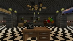 FNaF: Ultimate Custom Night Minecraft RP Minecraft Map & Project