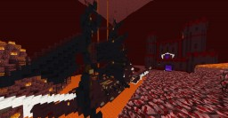 Nether Ship Minecraft Map & Project