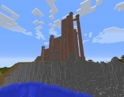 The King´s Landing Minecraft Map & Project
