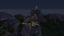 Compo's Hunting Lodge Resort Minecraft Map & Project
