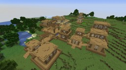 World for friend Anna Minecraft Map & Project