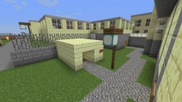 Small military base Minecraft Map & Project