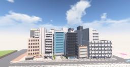 Osaka Minecraft Map & Project