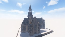 Fantasy Church Minecraft Map & Project