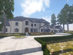 Traditional Mansion! Minecraft Map & Project