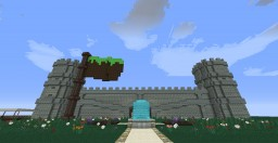 The Grand Castle - 1.13 Minecraft Map & Project