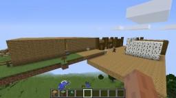 My Village Mansion Update#1 Minecraft Map & Project