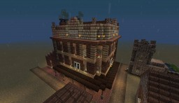 Rushcutters Bay Hotel Minecraft Map & Project