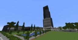 Garden Square Hotel and Convention Center Minecraft Map & Project