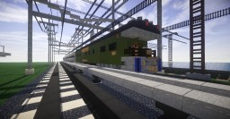 Ferdinand Magellan 【The President's Railcar】 Minecraft Map & Project