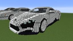 Zenvo ST1 Minecraft