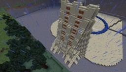 Jedi Temple Minecraft Map & Project