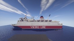 Viking Line M/S Rosella Minecraft Map & Project