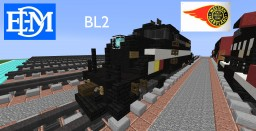 (1.5:1 Scale) EMD BL2 in Western Maryland (WM) paint scheme Minecraft Map & Project