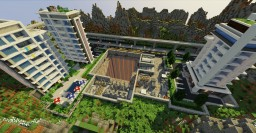 Modern Mine [Prison] | Legoman0416 Minecraft Map & Project