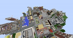 test map Minetopia Minecraft Map & Project
