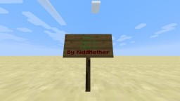 Colored Signs - Java 1.12 and 1.13 Minecraft Blog Post