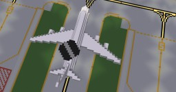 Boeing E3-Sentry Minecraft Map & Project