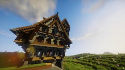 Steam - Punk - Haus Minecraft Map & Project