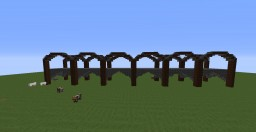 Bridge Or SpawnWall? Minecraft Map & Project