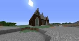 Minecraft Kadim Krallık Map (A.D.Ş) Minas Tirith (World Download)!!! Minecraft Map & Project