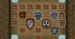 Zelda! (Shields, Items, Masks &Weapons) Minecraft Texture Pack