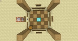 The Icecream Parcour Minecraft Map & Project