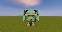 Transformers - '51 Studebaker by Emerson Tung Minecraft Build Minecraft