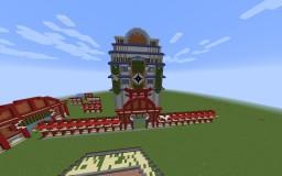 Konoha Ninja Tools Mega Store (Naruto Realms Server!) Minecraft Map & Project