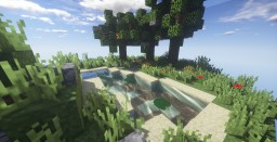 SKYBLOCK ISLAND ADVANCED BY AREKLELE Minecraft Map & Project