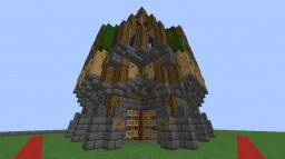 Redemption HCF Base Minecraft Map & Project