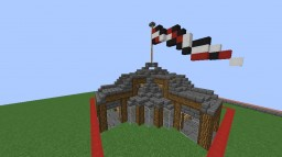 HCF Base Minecraft Map & Project