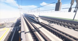 700 Series Shinkansen Minecraft