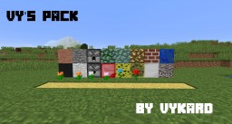 Vy's Pack Minecraft Texture Pack