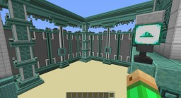 Teminal Space Arena Battle (Map for FlareRC) Minecraft Map & Project