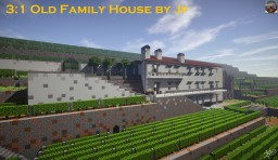 Old Family and Farm House Minecraft Map & Project