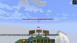 Parkour and other Unfair things Minecraft Map & Project